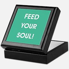 FEED YOUR SOUL! Keepsake Box