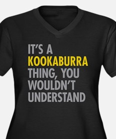 Kookaburra Thing Plus Size T-Shirt