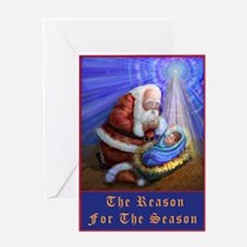 CHRISTMAS REASON Greeting Cards
