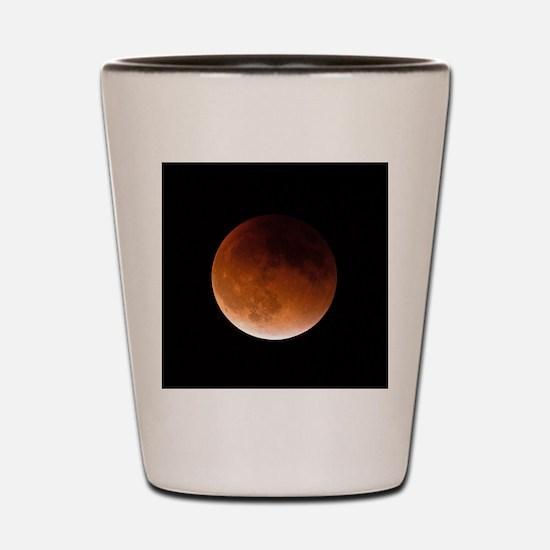 Lunar Shot Glass