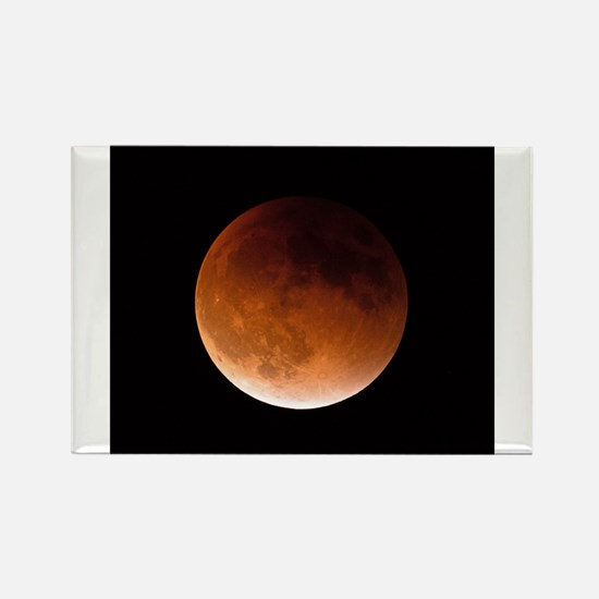 Supermoon Eclipse Magnets