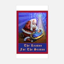 Christmas Reason Decal