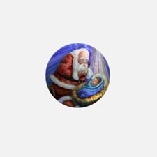 Christmas Reason Mini Button