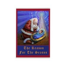 Christmas Reason Magnets
