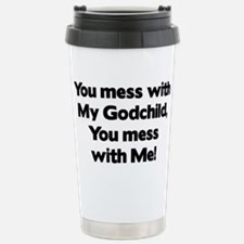 Cute Godparents Travel Mug