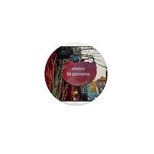 Apple Shop Mini Button (10 pack)