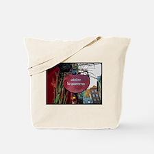 Apple Shop Tote Bag