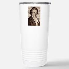 Funny Ludwig van beethoven Travel Mug