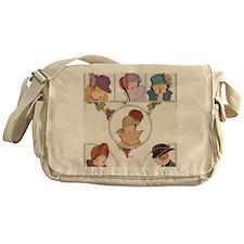 Funny Great gatsby Messenger Bag