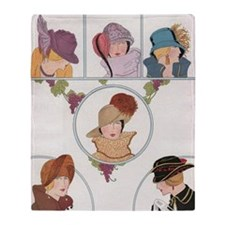 Funny Styles Throw Blanket