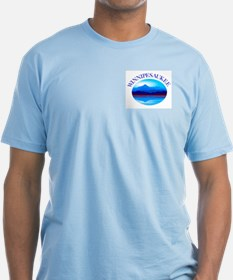 Lake Winnipesaukee Mens Shirt