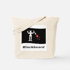 Pirate Flag - Blackbeard Tote Bag