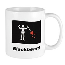 Pirate Flag - Blackbeard Mug