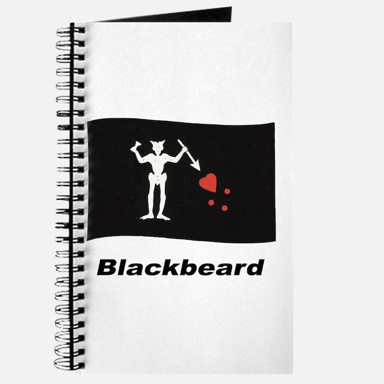 Pirate Flag - Blackbeard Journal