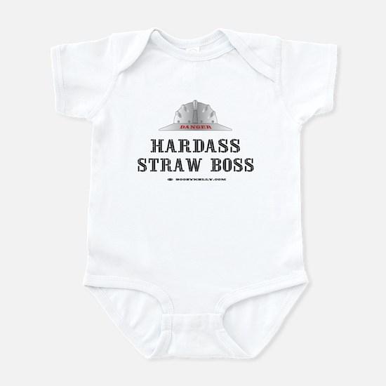 Straw Boss Infant Bodysuit