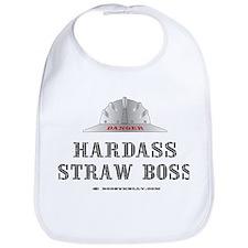 Straw Boss Bib