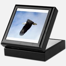 Balt Eagle in Flight Keepsake Box