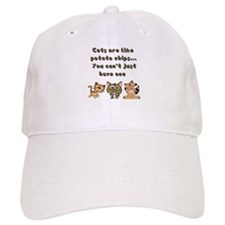 Cats Are Like... Baseball Baseball Cap