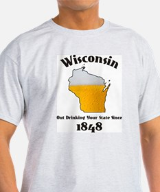 Unique Milwaukee T-Shirt