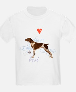 Unique German pointer T-Shirt