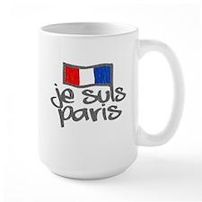 Je Suis Paris - I Am Paris Mugs