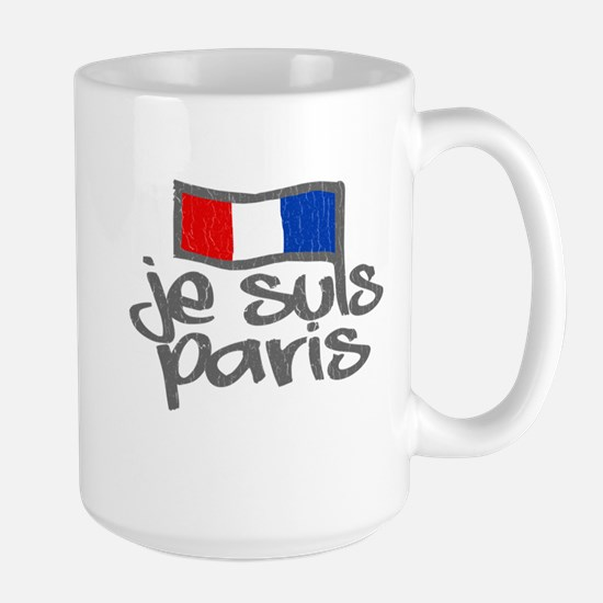 Je Suis Paris - I Am Paris Mugs