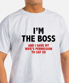 Funny Like boss T-Shirt