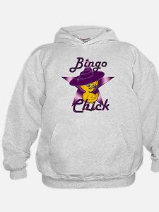 Bingo Chick #9 Hoodie