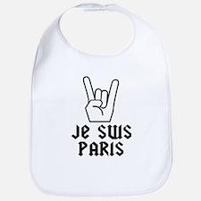JE SUIS PARIS Bib
