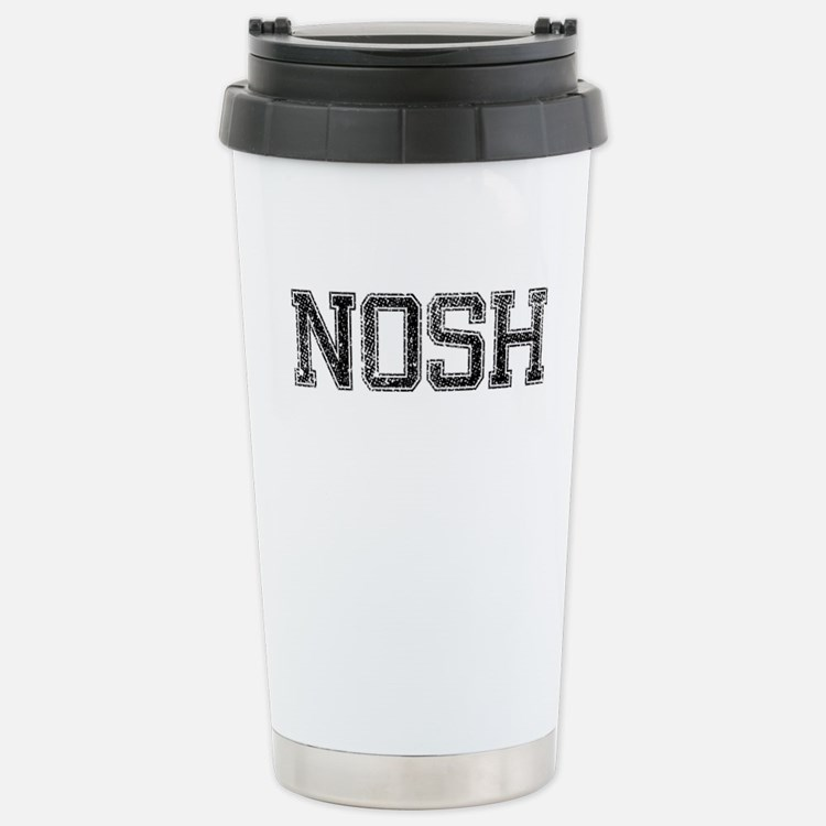 Cute Nosh Travel Mug