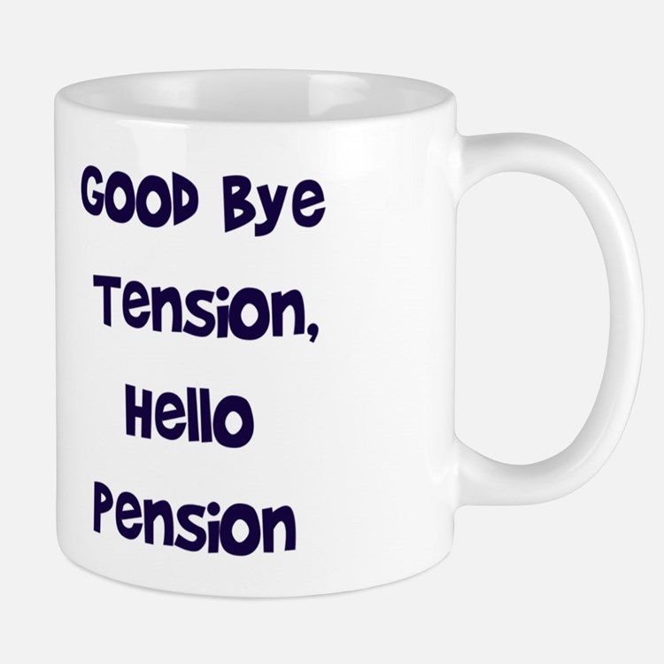 Retirement Mugs