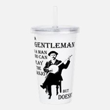 Funny Bluegrass Acrylic Double-wall Tumbler