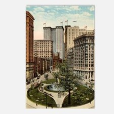 Unique Bowling green Postcards (Package of 8)