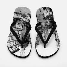Broadway Flip Flops