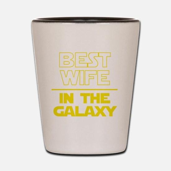 Cool Spouse Shot Glass
