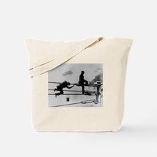 Cute New yorker Tote Bag