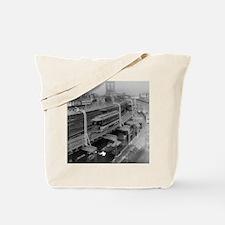 Cute Brooklyn nyc Tote Bag