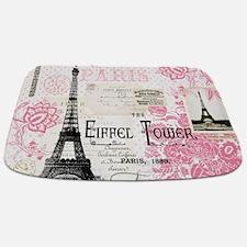 Eiffel Tower Bathmat