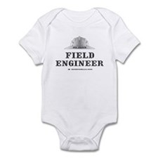 Field Engineer Infant Bodysuit
