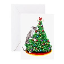 Great Dane Reach Goals M Greeting Cards (Pk of 20)