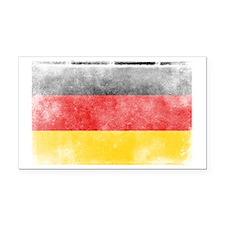 Unique Germany hamburg Rectangle Car Magnet