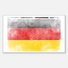Funny Munich Sticker (Rectangle)