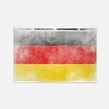 Unique German soccer Rectangle Magnet