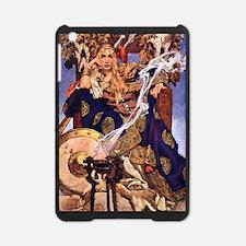 Celtic Queen Maev by Leyendecker iPad Mini Case