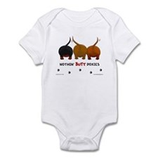 Nothin' Butt Doxies Infant Bodysuit
