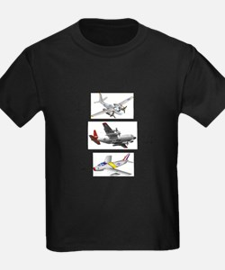 Funny Airplane for kids T