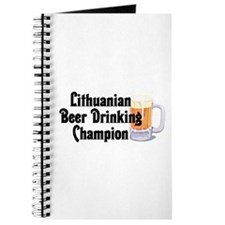 Lithuanian Beer Champ Journal