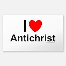 Antichrist Decal