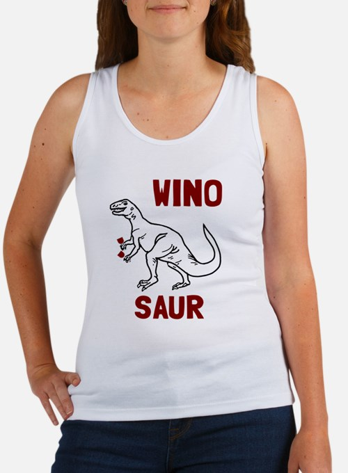 Winosaur Women's Tank Top
