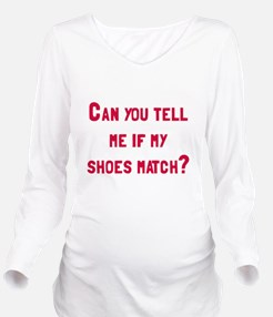 Can you tell me if m Long Sleeve Maternity T-Shirt